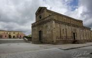 Chiesa di Santa Maria di Monserrato - Tratalias